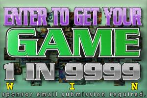 Enter 1 in 9999